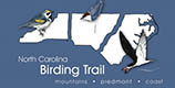 North Carolina Birding Trail logo