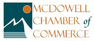 McDowell Chamber of Commmerce logo