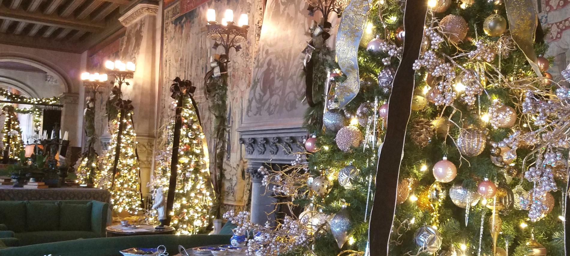 2018 Christmas at Biltmore Estate in Asheville