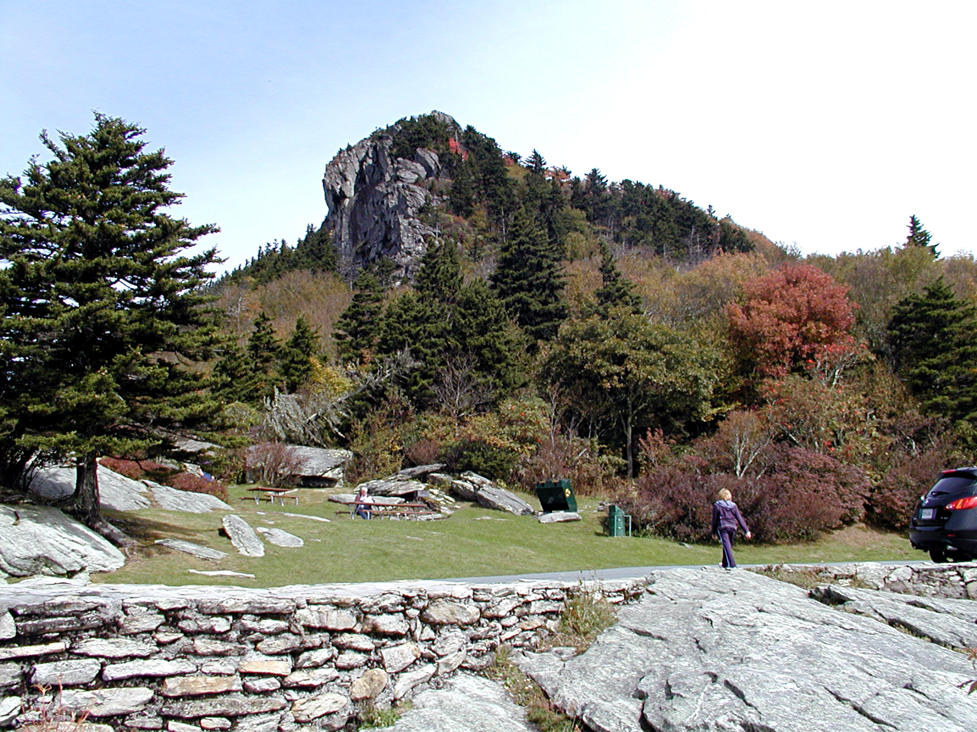 grandfather-mountain-oct-2009-parking